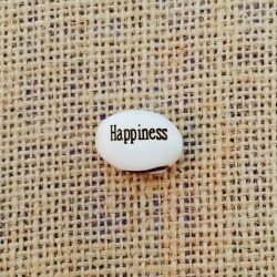 happiness magic message bean