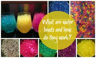 Water beads and kids | how to play with water beads | tinkerlab.