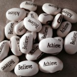 Believe Achieve Magic Beans
