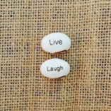live laugh magic message beans australia