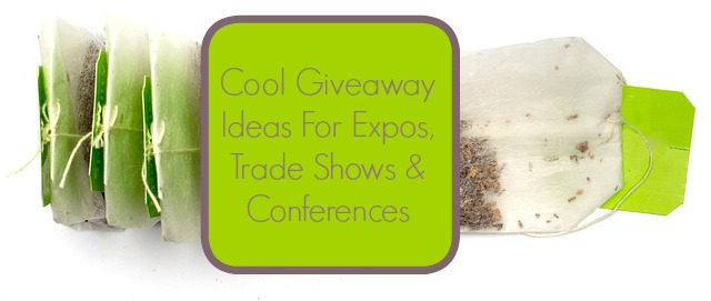 fun giveaway ideas cool giveaway ideas for expos trade shows and conferences 7553