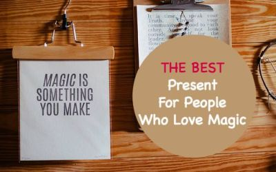 Best Present For People Who Love Magic