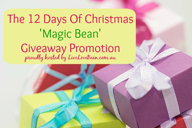 Magic Beans – 12 Days Of Christmas Giveaway